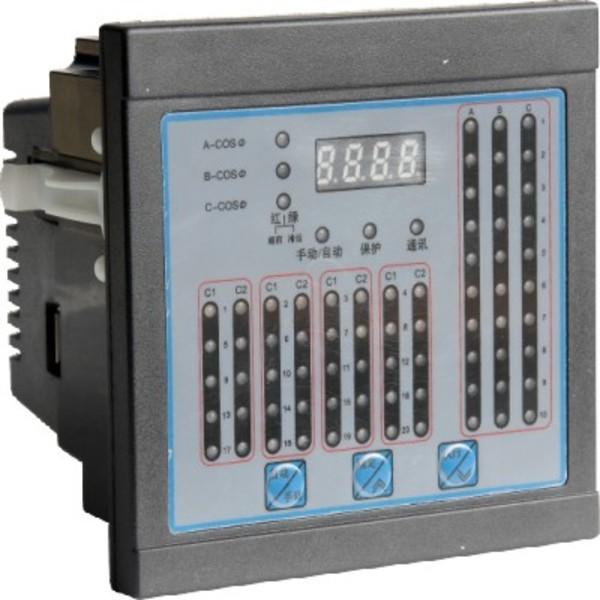 NZJ智能无功补偿控制器产品简介: NZJ智能无功补偿控制器(又称无功功率补偿控制器)是上海宁自电气有限公司为适应低压无功补偿发展的需要,研制与生产的新一代产品。该产品外形美观大方,通用仪表尺寸安装使用方便。人机联系使用数码管、按键,与智能电容通讯连接。控制物理为电压、电流、功率因数和无功功率复合型。采用新型的无功趋势潮流判断算法,特别适用于功率因数变动大的场所,动作次数少,控制精度高。 NZJ智能无功补偿控制器型号含义:  NZJ智能无功补偿控制器使用环境 相对湿度:20%~90%;环境温度:-25~7